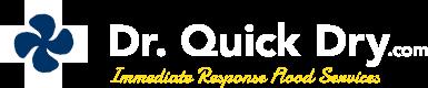 Dr. Quick Dry logo